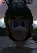 Luigi Head Biped Tags